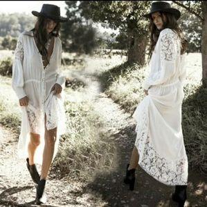 🌼New boutique Button Front Dress